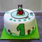 Torta k 1. roku