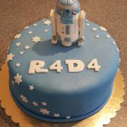 Torta r2d2
