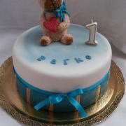 Torta Narodeninova 1. rok