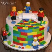 Torta lego torta