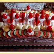Torta slaná rýchlovka