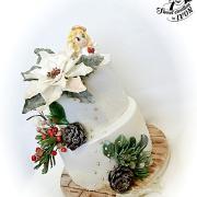 Torta Štedrovečerná 2