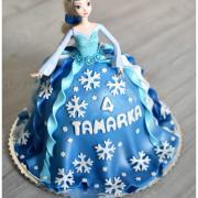 Torty bábiky a torty pre dievčatá