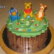 Torta Macko Pooh