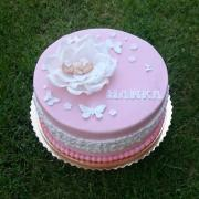 Torta Krstinová tortička 2