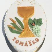 Torta na prijímanie