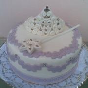 Torta Na krstiny...