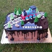 Torta Čokoladová tortička Vlačik Tomáš