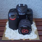 Torta Fotoaparát
