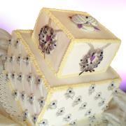 Torta Viktoriánska svadobná