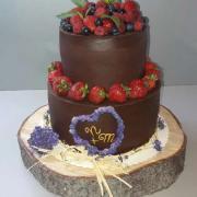 Torta svadobný darček