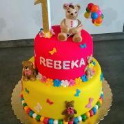 Torta Krikľavá torta...