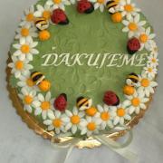 Torta Na rozlúčku so škôlkou...