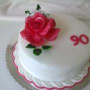 Torta podla želania pre tetu