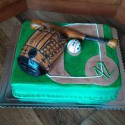 Torta tortička pre baseballistu