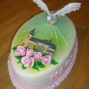 Torta birmovná pre Gabrielu
