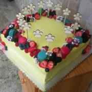 Torta Rozlúčková
