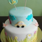 Torta Pre 2 oslávencov