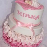 Torta Na krst :-)