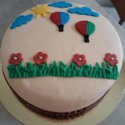 Torta Letná tortička