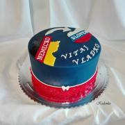 Torta Na privítanie - Po dlhšom odlúčení vytúžený návrat domov ...