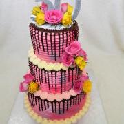 Torta dripp cake..