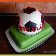 Torta futbalistovi