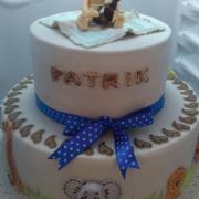 Torta Patrik