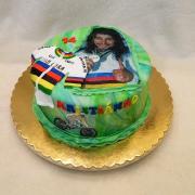 Torta Sagan.. :)