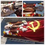 Torta Lenin na 50