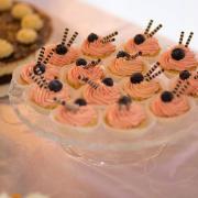 Torta Zákusky na Candy bare