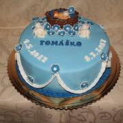 Torta Krst