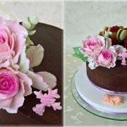 Torta Krstinová pre Vivien