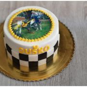 Torta Tortička s fotkou