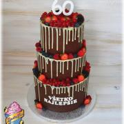 Torta Drip cake