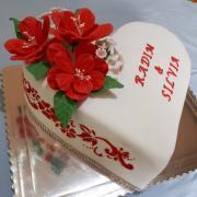 Torta pre snúbencov