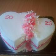 Torta dvojita oslava