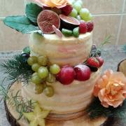 Torta Svatební naháček