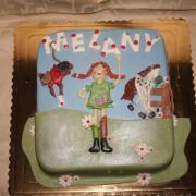Torta Pipi dlhá pančucha