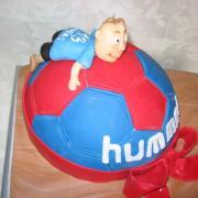 Torta Pre hádzanára