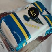Torta Hokejový dres St Louis Blues