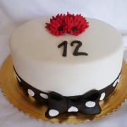 Torta Narodeninová 12