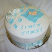 Torta Krstinová Šimon, Tomáš