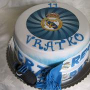Torta Pre mladého fanúšika