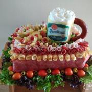 Torta Slaná s pivom