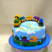 Torta vláčiková