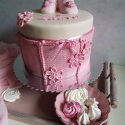 Torta Krstinová pre Lauru