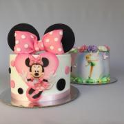 Torta Minnie mouse & Cililing