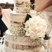 Torta S hortenziou