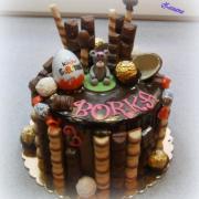 Torta kinderková